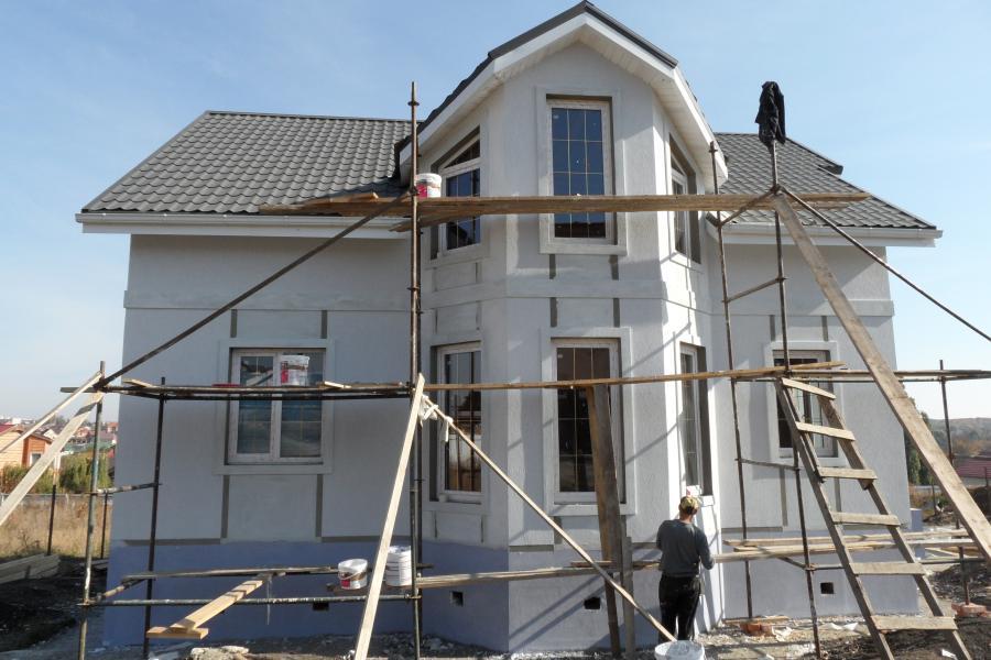 фасадные работы в белгороде