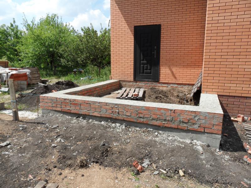 строительство фундамент белгород