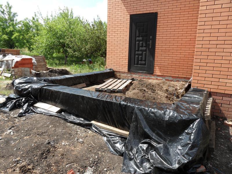 стройка фундамент белгород