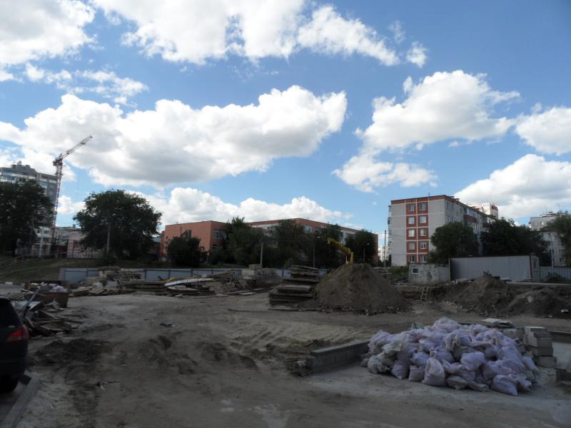 земляные работы белгород